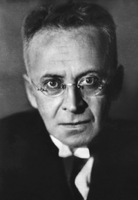 Querdenker, Wortkünstler, Prophet, Moralinstanz: Karl Kraus (1874-1936)