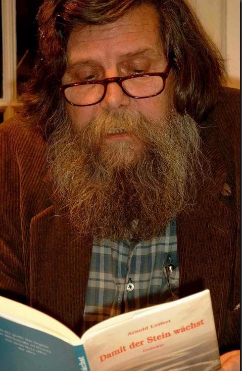 Arnold Leifert - Literatur-Essayist - Lyriker - Glarean Magazin