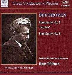 Dirigent Pfitzner (Historische Aufnahmen 1929-1933)