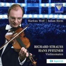 Richard Strauss - Hans Pfitzner - Violinsonaten - Farao-Classics