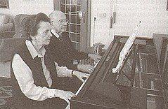 Gehirn- und Finger-Jogging: Klavierspielen im Alter