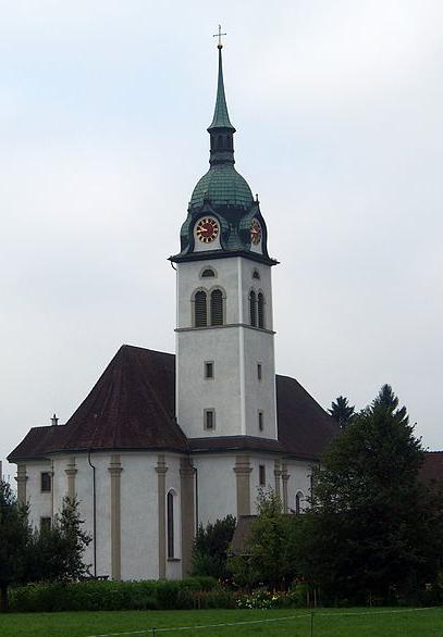 Katholische Pfarrkirche Emmen - Glarean Magazin