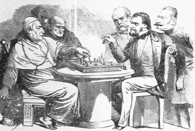 Glauben vs Wissen, Hoffen vs Bangen: Kann Schach dereinst «gelöst» werden?