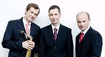 Das Saxophon-Trio Sax Allemande