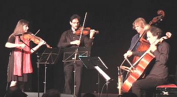 String Thing Quartett - Glarean Magazin