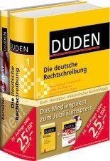 Duden - Die deutsche Rechtschreibung - Medienpaket