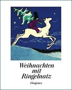 Diogenes Verlag: Weihnachten mit Ringelnatz