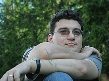 Spezialist für komplexe Schach-Studien: Mihai Neghina