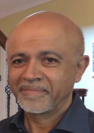 Abraham Verghese - Glarean Magazin