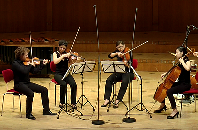 Pavel-Haas-Streichquartett in concert - Glarean Magazin