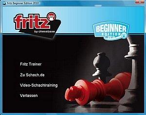 Der Haupt-Screen der DVD mit seinen Verzweigungen zum «Trainer», zum Online-Server und zu den Video-Sessions