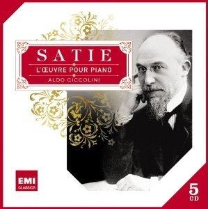 Satie: L'oeuvre pour piano - Aldo Ciccolini (EMI Classics)