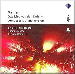 Gustav Mahler: Das Lieder von der Erde (Piano-Version)