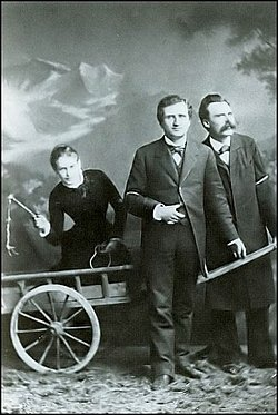 Die Philosophie vor den Wagen der Emanzipation gespannt: Lou Andreas-Salomé, Paul Reé, Friedrich Nietzsche