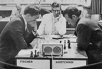Fischer vs Kortschnoi: Kandidaten-Wettkämpfe in Curacao 1962