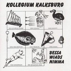 """Das erste Album des Kollegium Kalksburg: """"Bessa wiads nimma"""" (1997)"""
