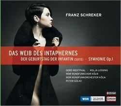 Franz Schreker - Das Weib des Intaphernes - Capriccio