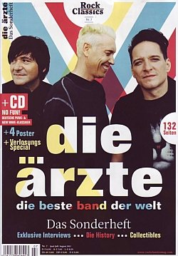 """""""Die Ärzte"""" - Die beste Band der Welt - Sonderheft"""