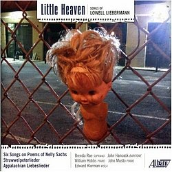 Little Heaven - Songs by Lowell Liebermann - Albany Records