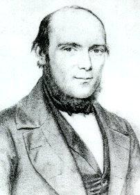 Spielte 1851 auch die «Unsterbliche Schach-Partie»: London-Turniersieger Adolf Anderssen
