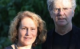 Aline Zylberajch und Martin Gester