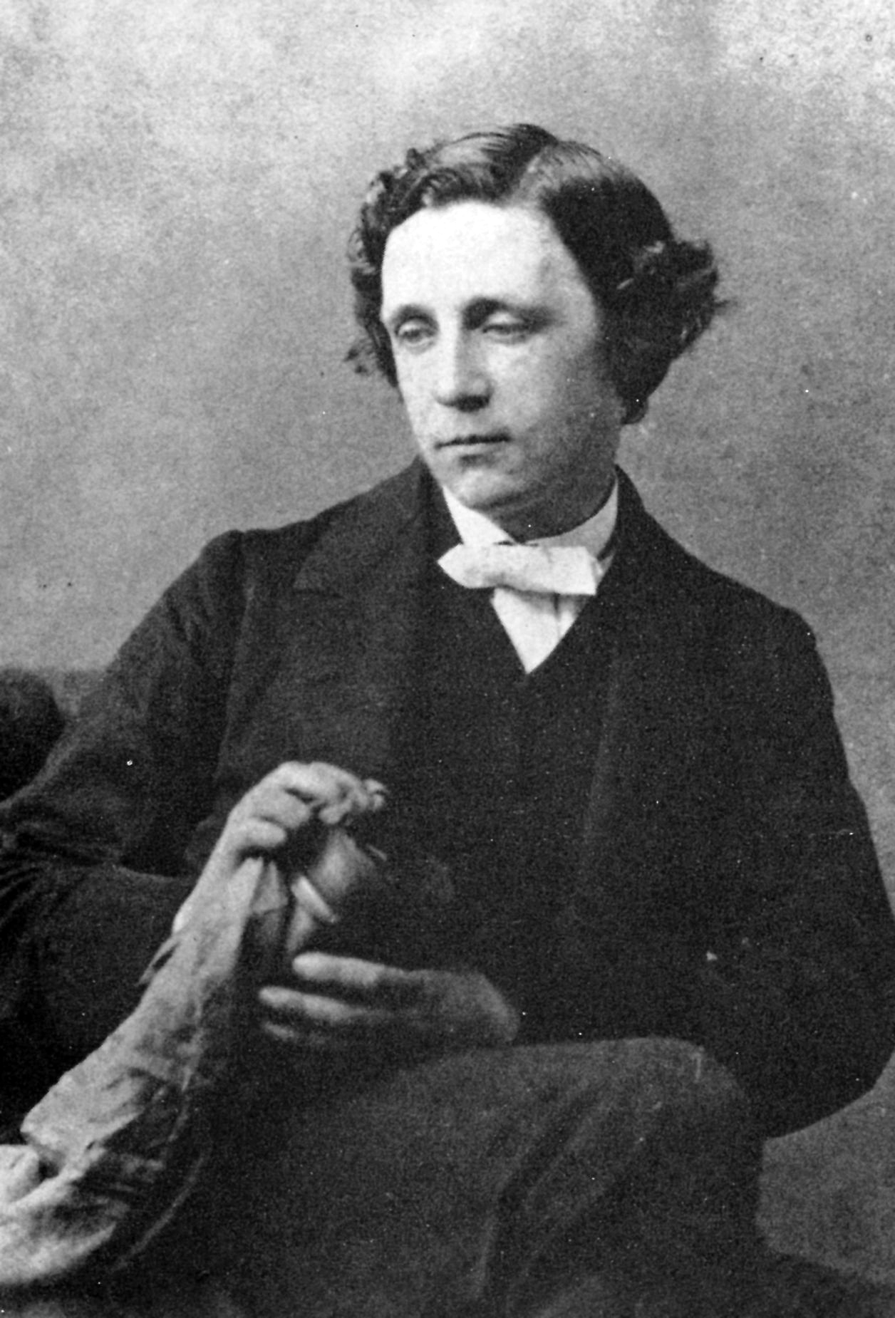 Lewis Carroll - Fotografie 1863