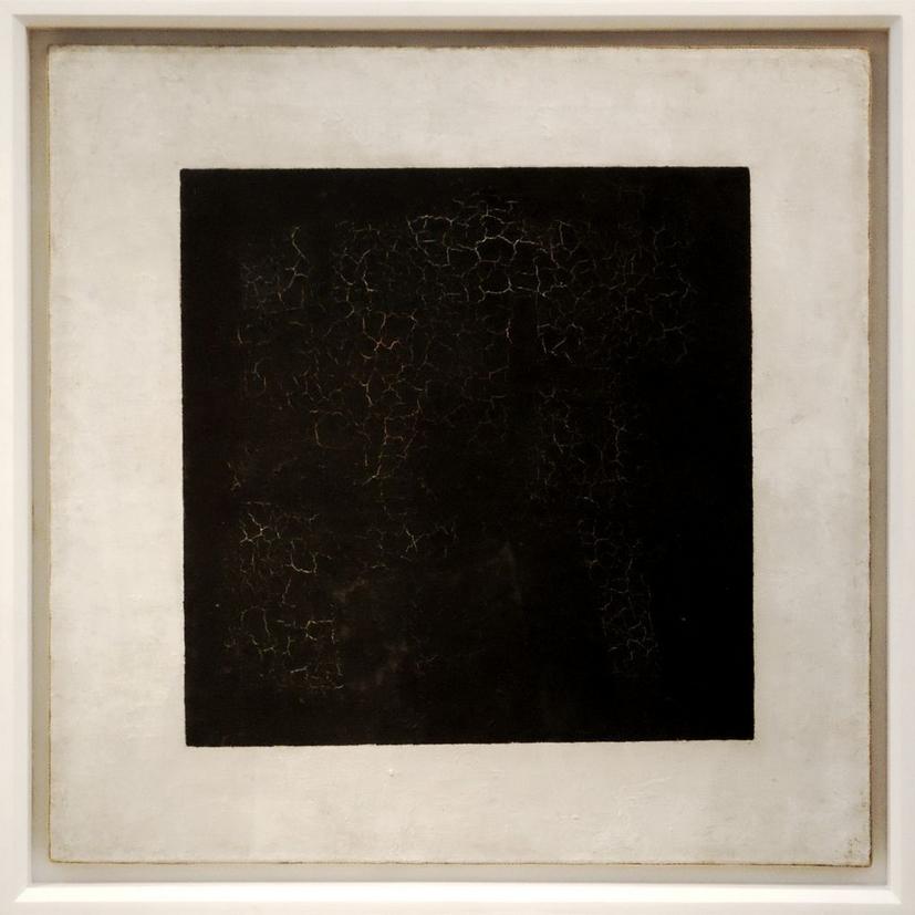 Das Schwarze Quadrat - Kasimir Malewitsch - Glarean Magazin