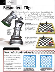 Probeseite aus Claire Summerscale - Schach – So wirst du zum Profi