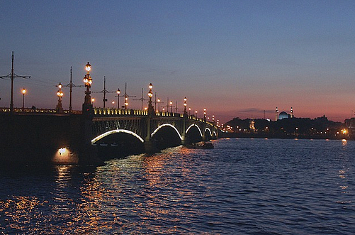 Weisse Nächte in Sankt Petersburg - Glarean Magazin