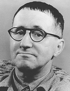 Bertold Brecht - Dramatiker - Dichter - Glarean Magazin