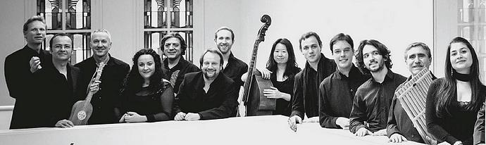 "Das Ensemble Musica Temprana (Quelle: CD-Booklet ""Misa Criolla"")"