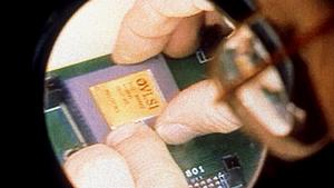 Die Prozessoren des IBM-Superrechners Deep Blue läuteten am Ende des vergangenen Jahrtausends die endgültige Dominanz der Maschine über den Menschen im Schach ein.