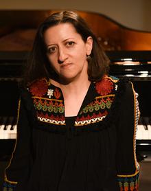 Die armenische Pianistin Lusine Grigoryan