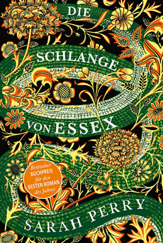 Sarah Perry - Die Schlange von Essex (Roman) - Eichborn Verlag