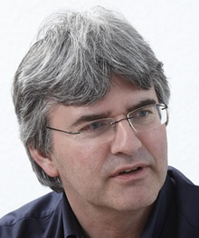 """Althistoriker, Medienproduzent, FIDE-""""Arena""""-Großmeister: Buchautor Stefan Breuer (geb. 1965)"""