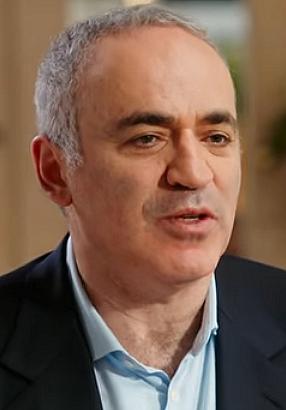 Garri Kasparow - Schach-Weltmeister - Glarean Magazin