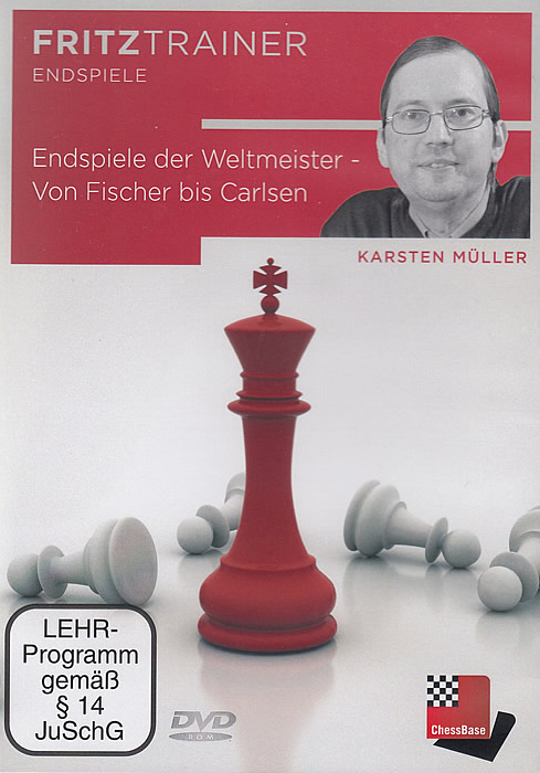 Karsten Müller - Endspiele der Weltmeister - Rezension Glarean Magazin