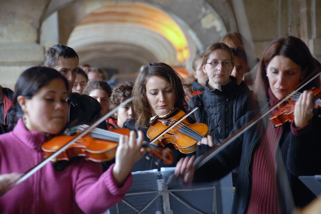 Kammermusik - Orchester-Ensemble - Streicherkonzert - Violinen - Musizieren - Glarean Magazin