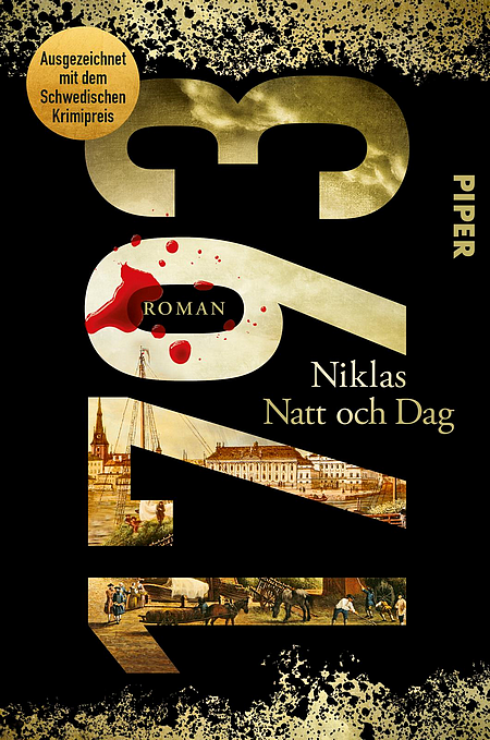 Niklas Natt och Dag - 1793 - Roman-Rezension - Glarean Magazin